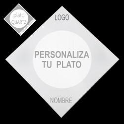 Plato personalizable