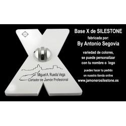 BASE X SILESTONE