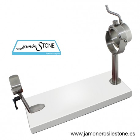 Jamonero Giratorio Profesional Plus